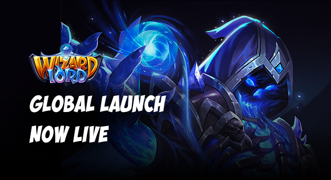 Global Launch Now Live!