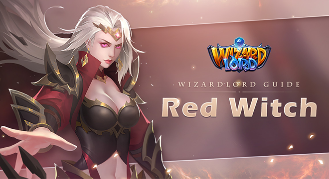 WizardLord Guide: Red Witch